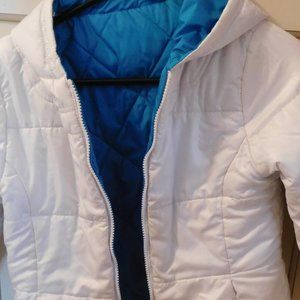 Girls Reversible Jacket